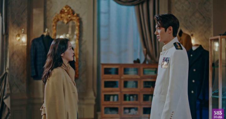 """คิมโกอึน(Kim Go Eun) และอีมินโฮ(Lee Min Ho) ค้นหาคำตอบในทีเซอร์ใหม่สำหรับ """"The King: Eternal Monarch"""""""