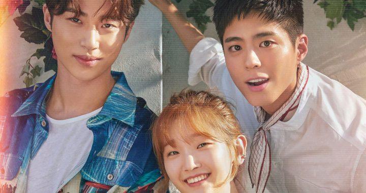 Record Of Youth เรื่องย่อซีรีย์เกาหลี