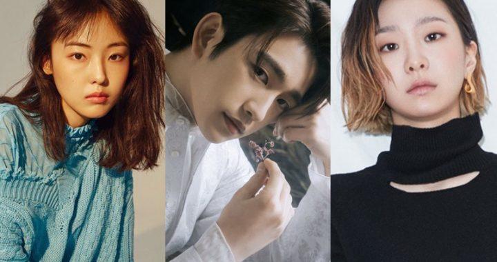 """จินยอง(Jinyoung) วง GOT7 ร่วมพูดคุยเพื่อเข้าร่วมจอนโซมี(Jeon So Nee) และคิมดามี(Kim Da Mi) ที่รีเมคจากภาพยนตร์จีนเรื่อง """"SoulMate"""""""