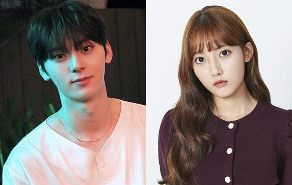 มินฮยอน(Minhyun) วง NU'EST และจองดาบิน(Jung Da Bin) คอนเฟิร์มแสดงนำในละครเรื่องใหม่ทางช่อง JTBC