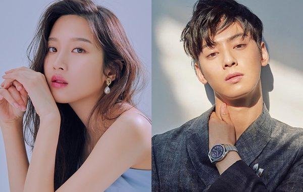 """มุนกายอง(Moon Ga Young) เจรจาร่วมงานกับชาอึนอู(Cha Eun Woo) ในละครเรื่อง """"True Beauty"""" ที่สร้างจากเว็บตูนยอดนิยม"""