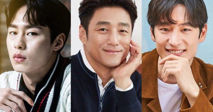 อีแจอุค(Lee Jae Wook) และจีจินฮี(Ji Jin Hee) จะเป็นนักแสดงรับเชิญในละครที่กำลังจะมาถึงของอีเจฮุน(Lee Je Hoon)