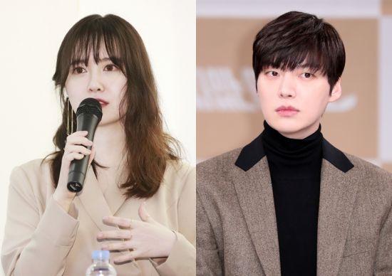 กูฮเยชอน(Ku Hye Sun) และอันแจฮยอน(Ahn Jae Hyun)