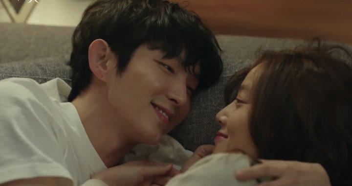 """มุนแชวอน(Moon Chae Won) พยายามบรรยายภาพอีจุนกิ(Lee Joon Gi) ออกมาในทีเซอร์ """"Flower Of Evil"""""""