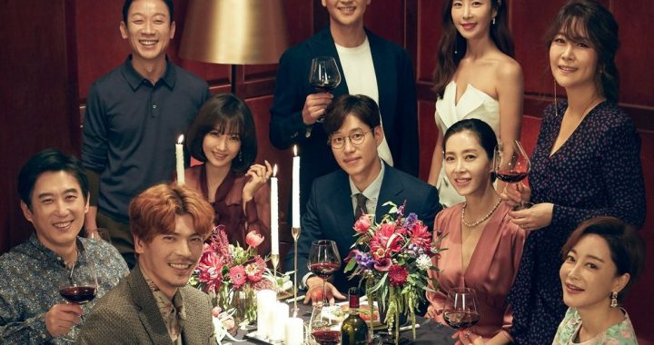 Graceful Friends เรื่องย่อซีรีย์เกาหลี