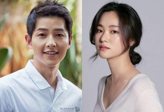 ซงจุงกิ(Song Joong Ki) และจอนยอบิน(Jeon Yeo Bin) กำลังเจรจารับบทนำในละครเรื่องใหม่ทางช่อง tvN