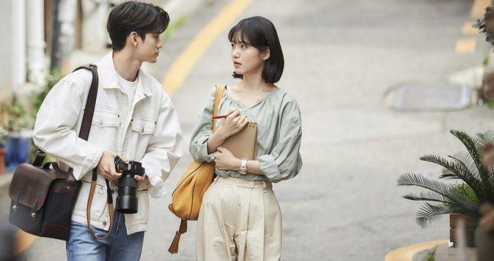 ละครเรื่องใหม่ทางช่อง JTBC เผยภาพแรกขององซึงอู(Ong Seong Wu) และชินเยอึน(Shin Ye Eun)