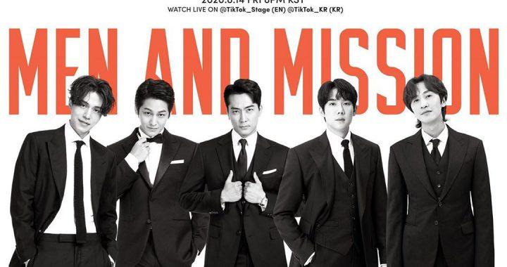 อีดงอุค, คิมบัม, ซงซึงฮอน, ยูยอนซอก และอีกวางซูจะจัดงานแฟนมีตติ้งแบบออนไลน์