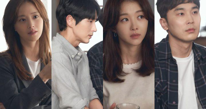 """มุนแชวอนรอคำตอบจากอีจุนกิซอฮยอนอู และจางฮีจิน ใน """"Flower of Evil"""""""