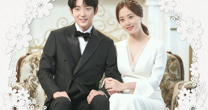 """อีจุนกิ (Lee Joon Gi) และมุนแชวอน (Moon Chae Won) เป็นคู่รักที่มีความสุขในภาพถ่ายพรีเวดดิ้งสำหรับ """"Flower of Evil"""""""