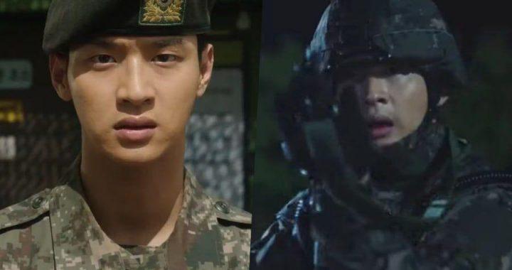 """จางดงยุน(Jang Dong Yoon) เข้าสู่ฉากบู๊ในทีเซอร์สำหรับซีรีย์แนวทหารเขย่าขวัญเรื่อง """"Search"""""""