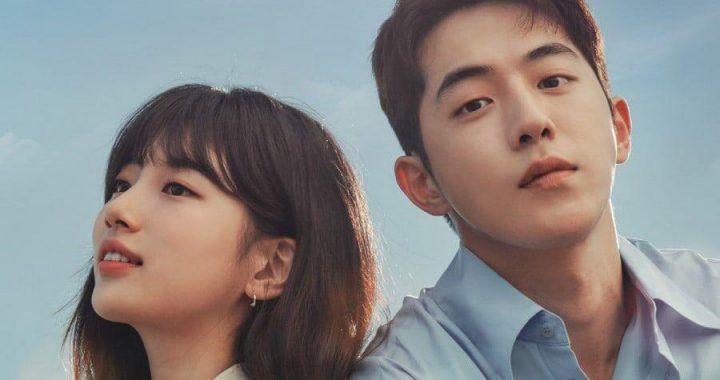 """ซูจี(Suzy) และนัมจูฮยอก(Nam Joo Hyuk) ในโปสเตอร์ใหม่สำหรับ """"Start-Up"""""""