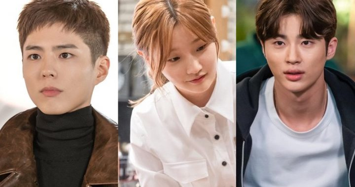 """พัคโบกอม(Park Bo Gum), พัคโซดัม(Park So Dam) และบยอนอูซอก(Byun Woo Seok) แบ่งปันความหมายของ """"วัยรุ่น"""""""