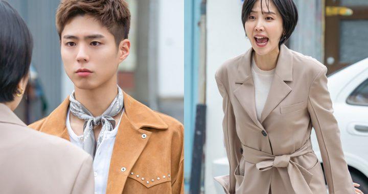"""ความดื้อรั้นของพัคโบกอม(Park Bo Gum) ทำให้ชินดงมี(Shin Dong Mi) โกรธใน """"Record Of Youth"""""""