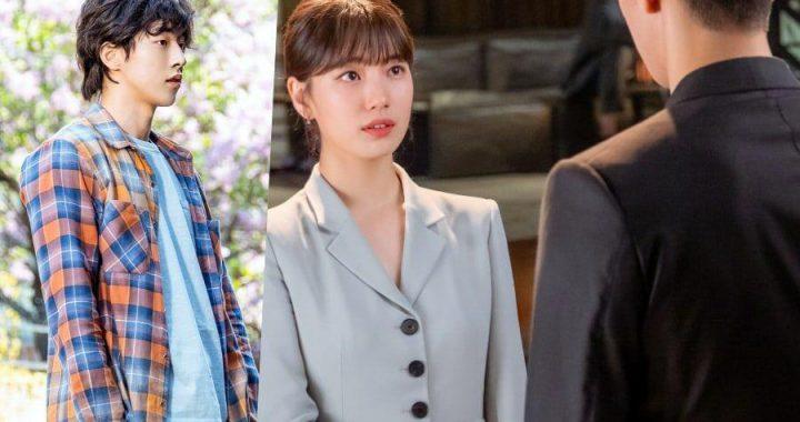 """การเปลี่ยนแปลงของนัมจูฮยอก(Nam Joo Hyuk) สร้างความประทับใจให้ซูจี(Suzy) ใน """"Start-Up"""""""