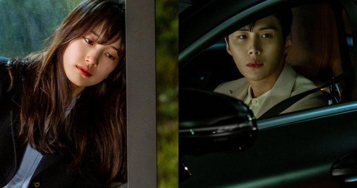 """ซูจี(Suzy) กำลังอยู่ในจุดที่ต่ำที่สุด ขณะที่คิมซอนโฮ(Kim Seon Ho) มองดูเธอใน """"Start-Up"""""""