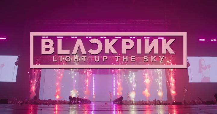 """BLACKPINK กล่าวถึงการเดินทางของพวกเขาในการถ่ายทำสารคดีเรื่อง """"BLACKPINK: Light Up the Sky"""""""