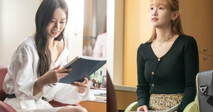 """ฮเยริ(Hyeri) วง Girl's Day ทำให้พัคโซดัม(Park So Dam) ดีใจกับการปรากฏตัวพิเศษใน """"Record Of Youth"""""""