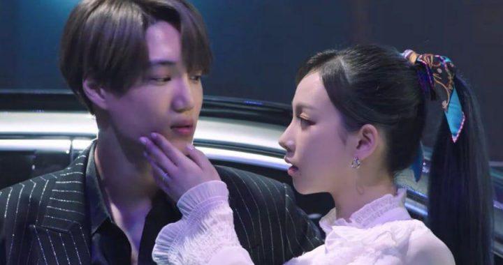 คารินะ(Karina) วง Aespa เกิร์ลกรุ๊ปน้องใหม่ของ SM โชว์ทักษะการเต้นกับไค(Kai) วง EXO ก่อนเดบิวต์