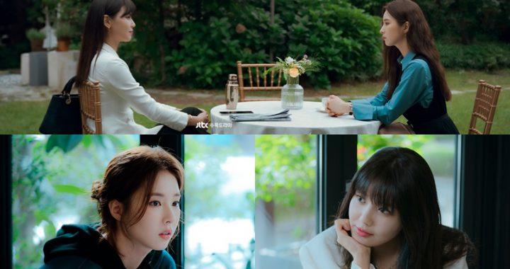 """ชินเซคยอง (Shin Se Kyung) และซูยอง (Sooyoung) วง Girls 'Generation กลายเป็นผู้หญิงทำงานที่หลงใหลในละครเรื่องใหม่ """"Run On"""""""