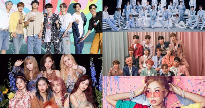 2020 KBS Song Festival ประกาศรายชื่อศิลปินเข้าร่วมในงานรอบแรก