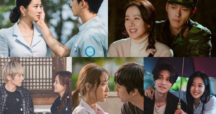 8 คู่รักที่ดีที่สุดในซีรีย์เกาหลีปี 2020