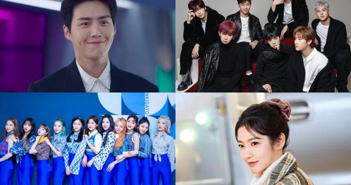MONSTA X, LOONA, คิมซอนโฮ(Kim Seon Ho) และอีกมากมายได้รับรางวัลจาก 2020 Asia Model Awards