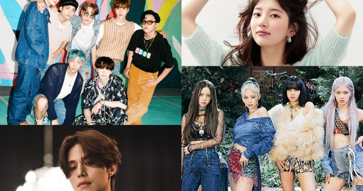 สรุปผลรางวัล 2021 Korea First Brand Awards