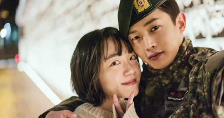 """คิมมินซอก(Kim Min Seok) และโซจูยอน(So Ju Yeon) เป็นคู่รักที่น่ารักใน """"Lovestruck In The City"""""""