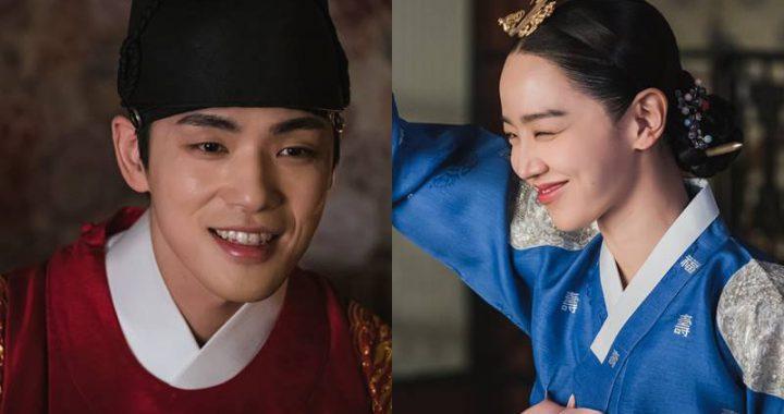 """คิมจงฮยอน(Kim Jung Hyun) และชินฮเยซอน(Shin Hye Sun) แสดงการทำงานร่วมกันที่สมบูรณ์แบบในเบื้องหลัง """"Mr. Queen"""""""