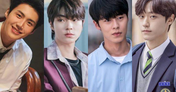 12 นักแสดงเกาหลีดาวรุ่งที่ฮอตที่สุดในปี 2020
