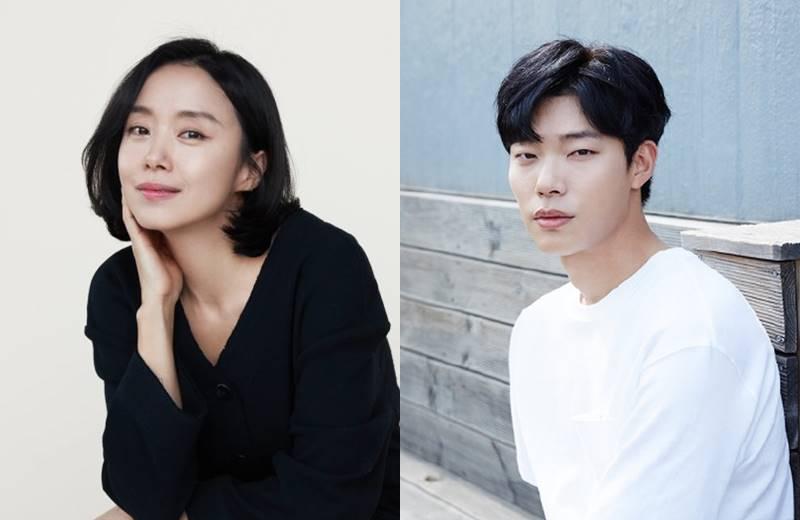 จอนโดยอน(Jeon Do Yeon) และรยูจุนยอล(Ryu Jun Yeol)