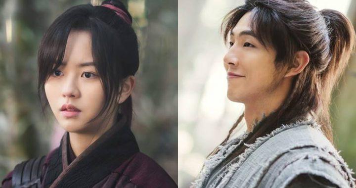 """คิมโซฮยอน(Kim So Hyun) และจีซู(Ji Soo) แบ่งปันช่วงเวลาแห่งหัวใจใน """"River Where The Moon Rises"""""""
