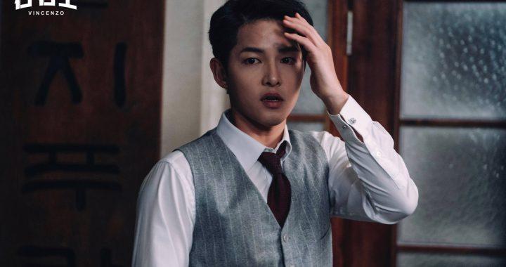 """ซงจุงกิ(Song Joong Ki) พบกับการเผชิญหน้ากับกลุ่มคนแปลก ๆ ใน """"Vincenzo"""""""