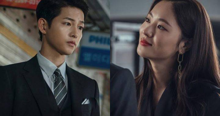 """ซงจุงกิ(Song Joong Ki) และจอนยอบิน(Jeon Yeo Bin) เป็นคู่หูนักต่อสู้อาชญากรรมที่ไม่น่าเป็นไปได้ใน """"Vincenzo"""""""