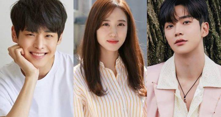 บยองชาน(Byungchan) คอนเฟิร์มร่วมงานกับโรอุน(Rowoon) และพัคอึนบิน(Park Eun Bin) ในละครเรื่องใหม่