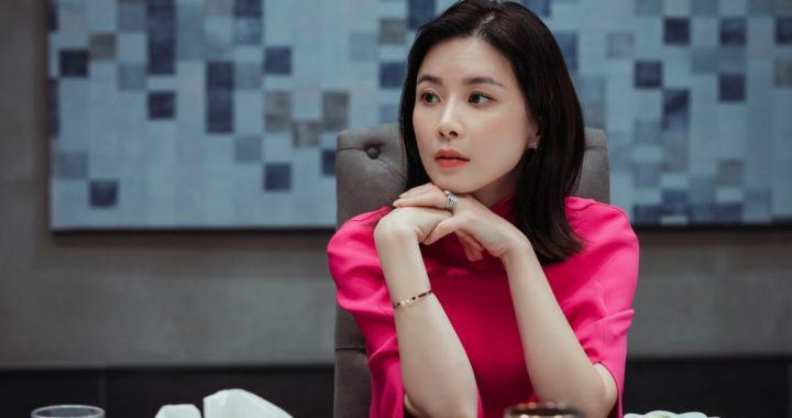 อีโบยอง(Lee Bo Young) แสดงด้านที่ซับซ้อนของเธอในละครเรื่องใหม่ทางช่อง tvN