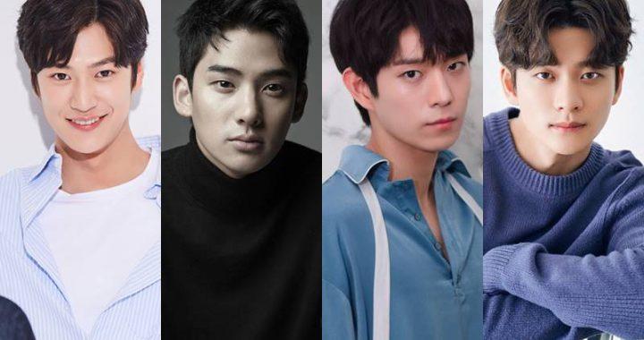 10 นักแสดงชายเกาหลีที่กำลังมาแรง