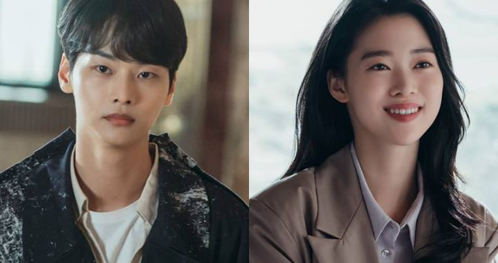 """เอ็น(N) วง VIXX และจางยีซอ( Jung Yi Seo) เผยวิธีที่พวกเขาเตรียมพร้อมสำหรับบทบาทของพวกเขาในละครเรื่องใหม่ """"Mine"""""""