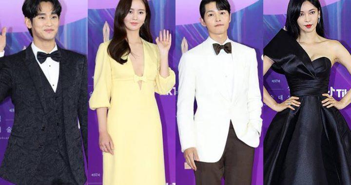 บรรยากาศพรหมแดงงาน Baeksang Arts Awards ครั้งที่ 57