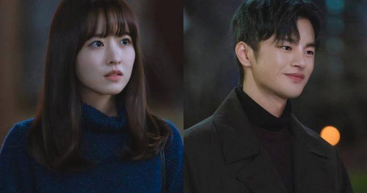 """พัคโบยอง(Park Bo Young) และซออินกุก(Seo In Guk) เริ่มต้นความโรแมนติกที่ไม่เหมือนใครด้วยวันที่หมดอายุใน """"Doom At Your Service"""""""