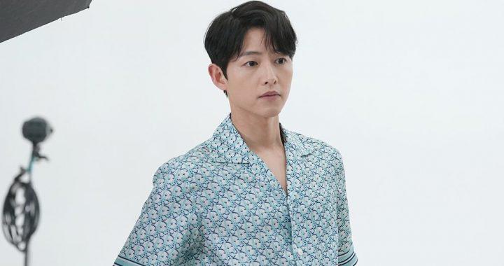 ซงจุงกิ(Song Joong Ki) รับบทนำในละครแนวล้างแค้นเรื่องใหม่