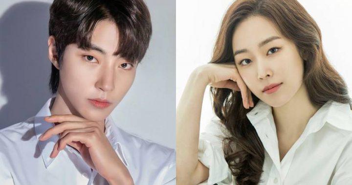 ฮวังอินยอบ(Hwang In Yeop) เจรจาร่วมงานกับซอฮยอนจิน(Seo Hyun Jin) ในละครโรแมนติกเรื่องใหม่