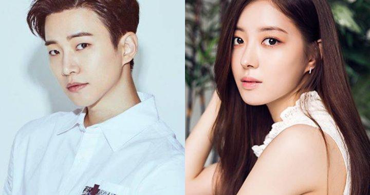 จุนโฮ(Junho) วง 2PM และอีเซยอง(Lee Se Young) คอนเฟิร์มสำหรับละครอิงประวัติศาสตร์เรื่องใหม่