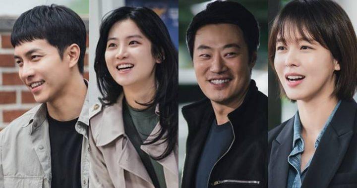 """อีซึงกิ (Lee Seung Gi) และนักแสดง """"Mouse"""" อกลาละคร + เลือกฉากโปรดของพวกเขา"""