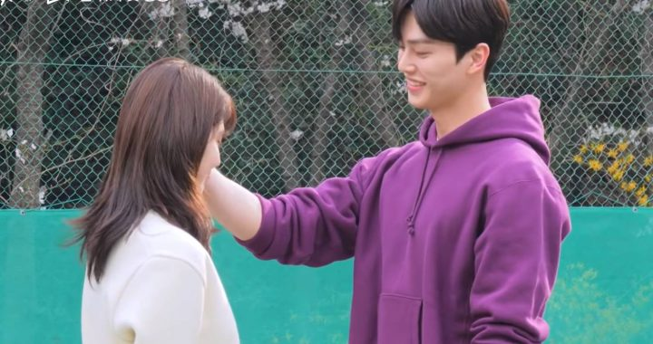 """ฮันโซฮี (Han So Hee) และซงคัง (Song Kang) เป็นคู่ที่น่ารักใน """"Nevertheless"""""""