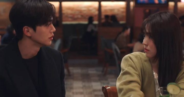 """ฮันโซฮี(Han So Hee) และซงคัง(Song Kang) เริ่มต้นเรื่องราวความรักที่ยากจะลืมเลือนในทีเซอร์เรื่อง """"Nevertheless"""""""
