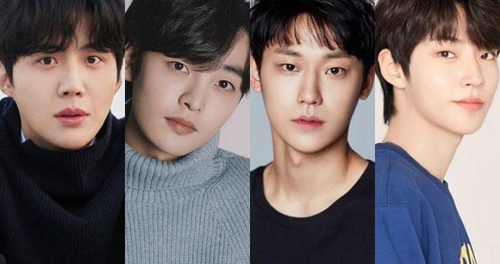 6 นักแสดงดาวรุ่งชายเกาหลีที่มีความสามารถหลากหลาย