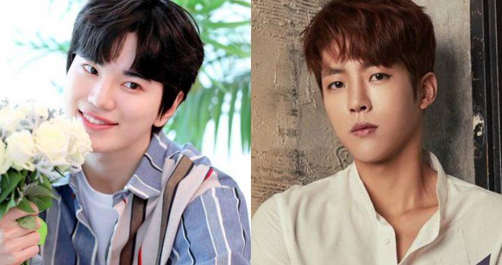 ซองจง (Sungjong) วง INFINITE ต่อสัญญากับ Woollim Entertainment + ซองยอล (Sungyeol) เซ็นสัญญากับต้นสังกัดของคิมมยองซู(Kim Myung Soo)