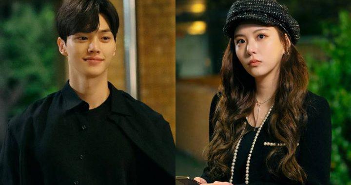 """ซงคัง(Song Kang) จ้องมองอดีตแฟนสาวอียอลอึม(Lee Yul Eum) ด้วยความหวานใน """"Nevertheless"""""""
